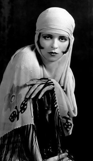 Actriz Clara Bow 1920                                                       …