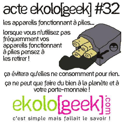 ekolo[geek] #32