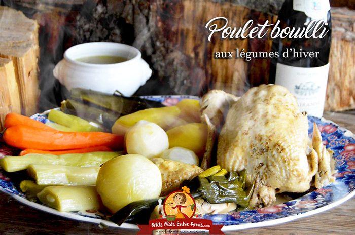 Découvrez cette recette de saison avec le poulet bouilli aux légumes d'hiver. C'est tout à fait le plat réconfortant qu'il nous faut quand les températures flirtent avec le zéro. …