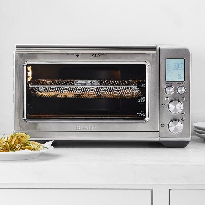 Breville Smart Oven Air Fryer Williams Sonoma In 2020 Smart Oven Breville Steam Oven