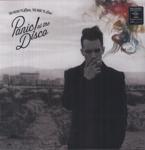 Panic at The Disco Too Weird to Live Too Rare to Die Vinyl