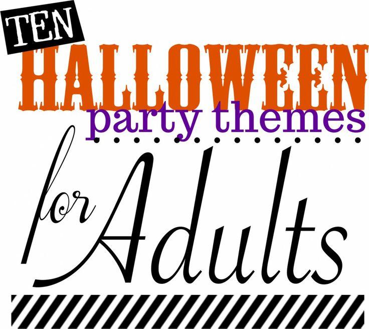 2002 adult halloween idea party