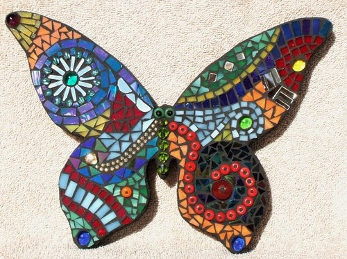 Mosaic - Click image to find more Animals Pinterest pins