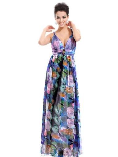 Love this evening dress