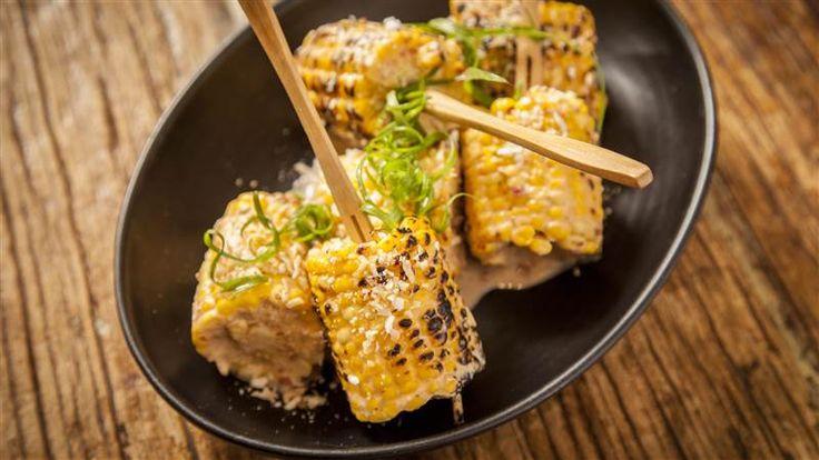 Sunda Southeast Asian Street Corn