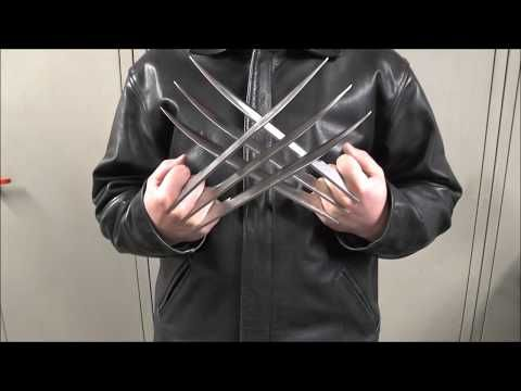 The 25 best wolverine claws diy ideas on pinterest wolverine 52 wolverine claws diy cardboard free template youtube pronofoot35fo Gallery