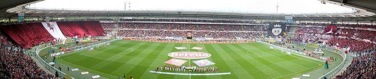 Derby 26 Aprile 2015 la cornice dello stadio Olimpico e vittoria per 2-1 !!