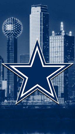 Dallas Cowboys Mobile City Wallpaper