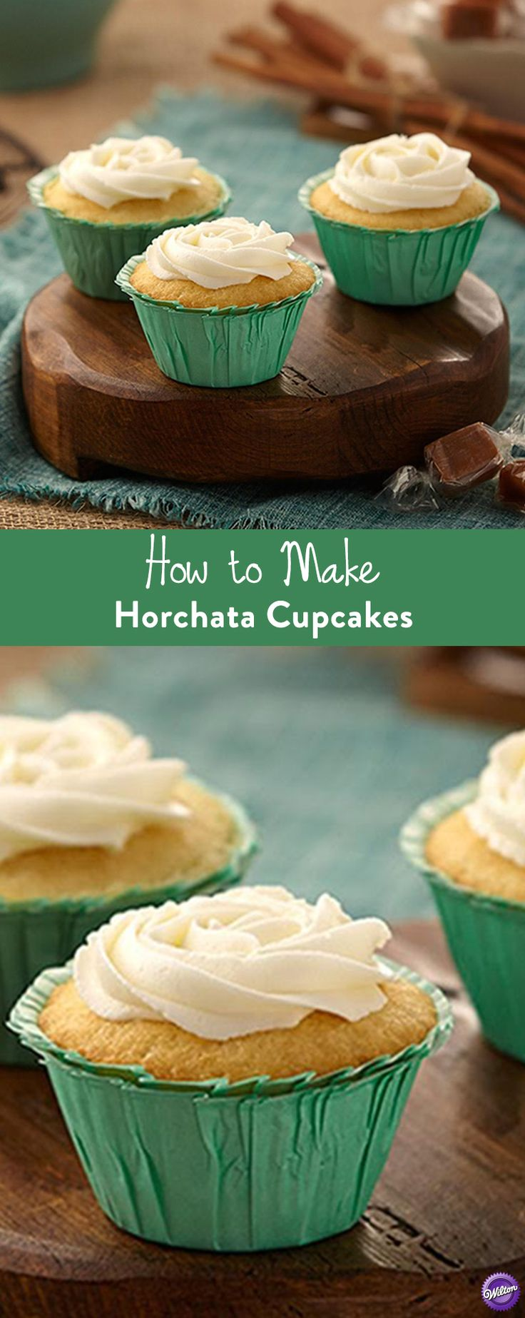 How To Make Horchata Cupcakes  If You Love The Taste Of Sweet And Creamy,