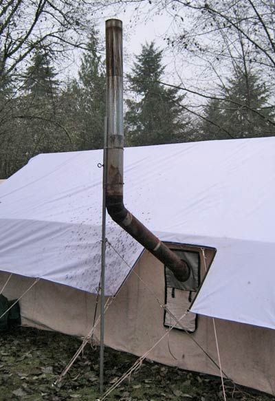 Monopod is made of tubular steel adjustable pipe slide and a guy point for stability in the wind. & 7 best Wall Tent images on Pinterest | Wall tent Tent and Tents