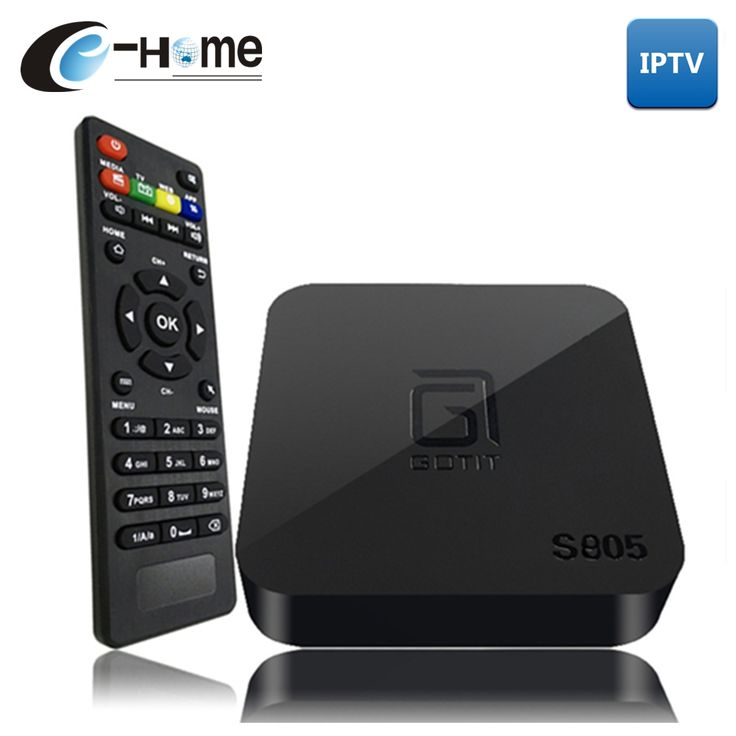 41.77$  Buy here - http://aliqa1.shopchina.info/1/go.php?t=32720789031 - GOTiT S905 Android TV Box Quad Core 1G DDR 8G Flash XBMC/Kodi Pre-installed Smart Set top TV Box SupportArabic French Italy IPTV 41.77$ #buymethat