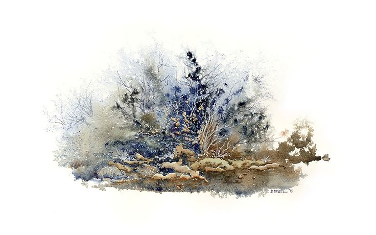401 Best Demos Mind Of Watercolor Steve Mitchell Images