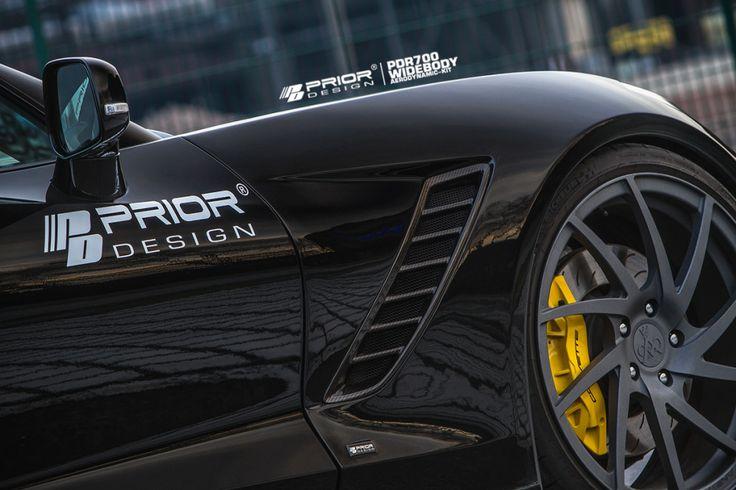 PRIOR-DESIGN PDR700 Widebody Aerodynamik-Kit für CHEVROLET CORVETTE STINGRAY PRIOR-DESIGNは、色々な車種にて取扱いしております! お気軽にお問い合わせください♪ #priordesign #プリオ #プリオールデザイン #CHEVROLET #エアロパーツ