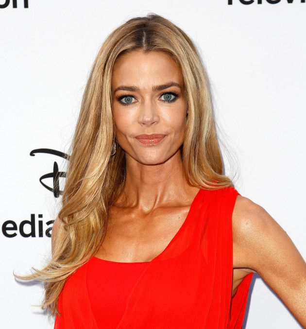 Denise Richards: Happy to Be There for Charlie Sheens Kids