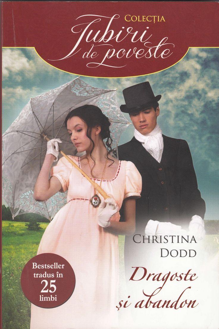 Dragoste Si Abandon Christina Dodd