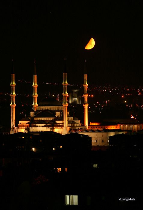 Ankara, Turkey by Ahmet Gedikli