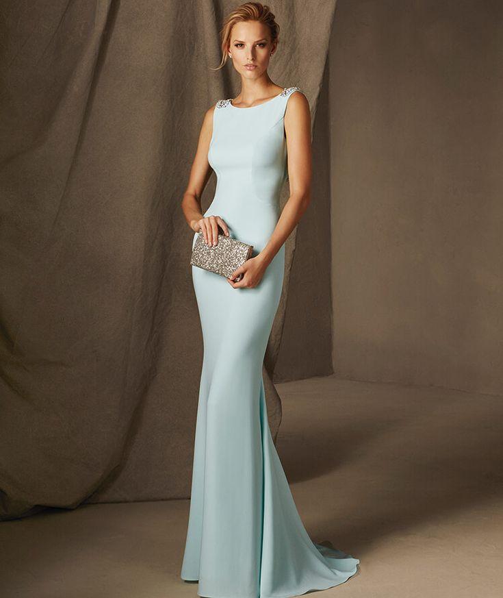 CAROLINE - Vestido de festa Pronovias
