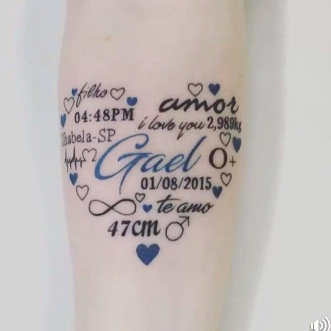 Uma excelente forma de guardar todos os dados de nascimento dos filhos. Fica a dica! @OlhardeMahel #tatuadores #tatuagem #inspiração #tatuados #nascimento #filhos #lembranças #arte #boaideia #fpolhares #olhardemahel #ficaadica #art #memories #birthday #tattoodesign #inspiration #goodidea #cool #tattoo #tattooart http://ift.tt/2lNVKU7