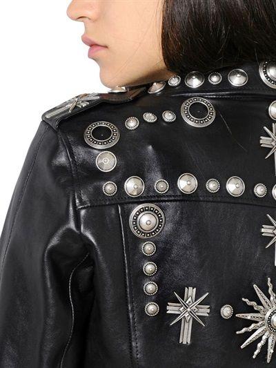 Misfits leather jacket