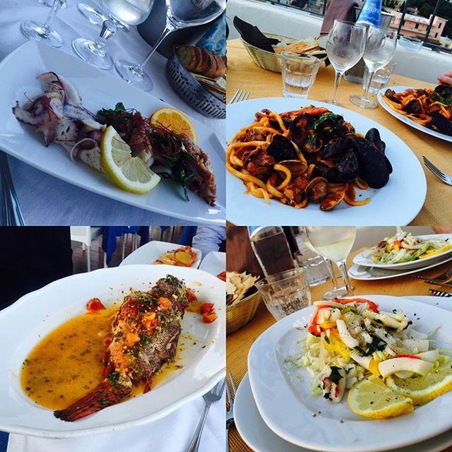 Sardinia❤️I could eat you all!!! ❤️ #sardinia #sardenga #cucina #italiana #tipica #alfresco #italy #delicious #dine #travel #lacucinasarda #happydays #nurish #eatwell #summer #hungry #dolcevita #dolci  #flavour #fresh #herbs #wine #vacation #discover