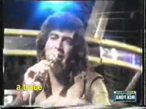 Andy Kim - Rock Me Gently   # 1 on Billboard Charts on September 28, 1974 for 1 week