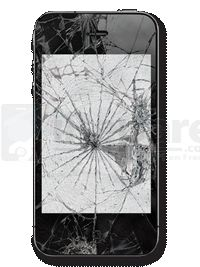 Remplacement vitre et écran LCD Iphone 4