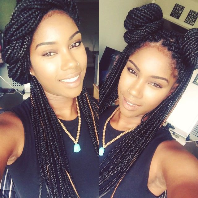 32 best Poetic Justice Braids images on Pinterest | Poetic