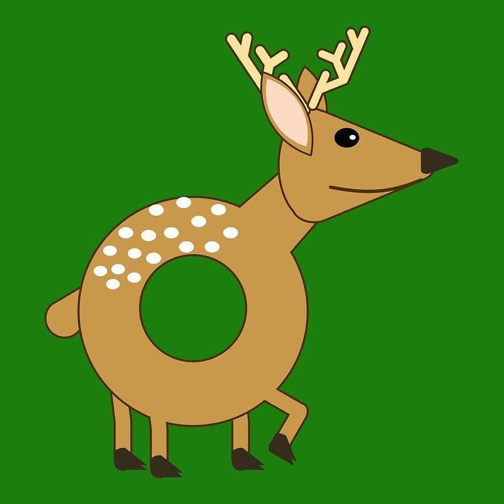 """O Deer"" #pun #funny #joke #humor #wordplay #cartoon #illustration #graphic #graphicdesign #vector #vectorart #assemblyapp #pixite #pixiteapps #36daysoftype #36days_o #36days #type #typeart #typography #typographyart #letter #o #deer #antlers #ohdear by deafblindartgirl"