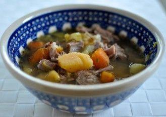 Week 27, IJsland, Kjötsúpa, traditionele lamstoofpot/soep
