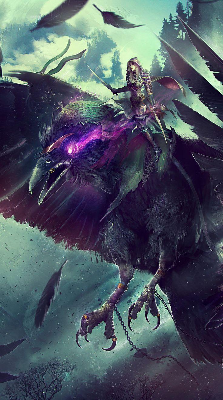 3157 Best Fantasy Art Images On Pinterest