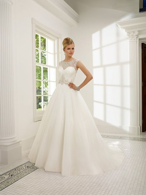 Riccarda 68007 Tulle lace