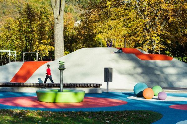 Drammen park