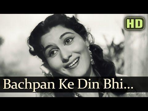 Tum Jiyo Hajaaro Saal (HD) - Sujata Song - Sunil Dutt - Nutan - Asha Bhosle - Hindi Birthday Song - YouTube