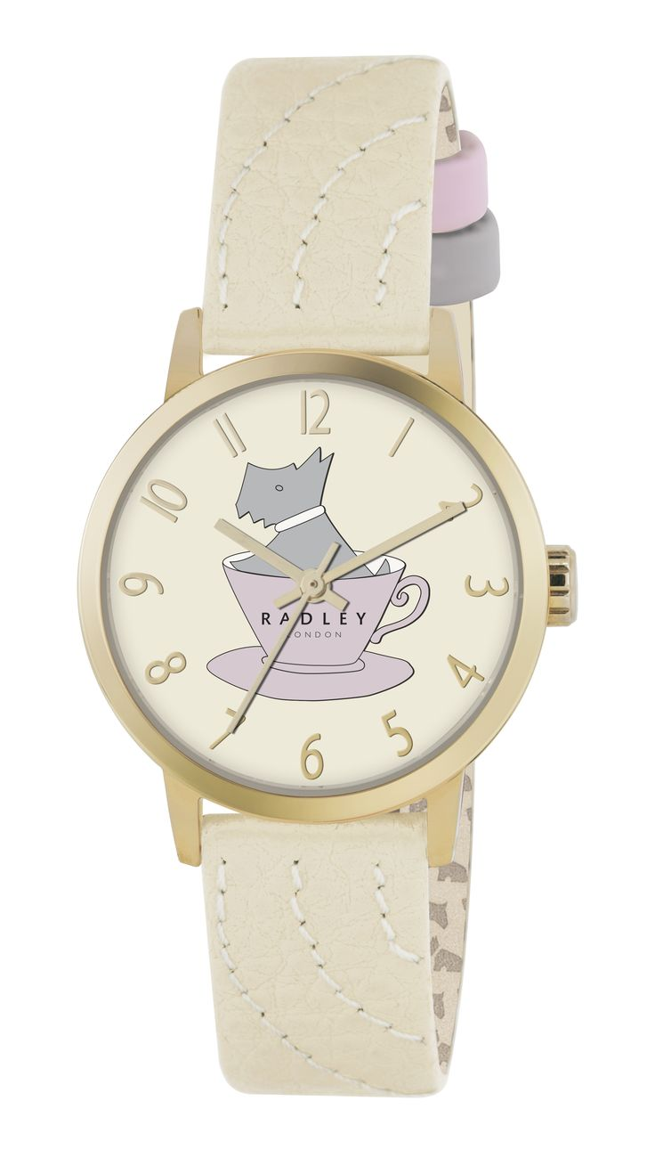 Radley ladies leather gloves - Radley This Would Be A Nice Watch For Just Everyday When The Dress Code Was