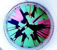 Brassy Apple: Spin Art Tutorial: Spinning Art, Brassy Apples, Kids Stuff, Spinart, Kids Crafts, Crafts Idea, Salad Spinners, Art Tutorials, Kids Art Projects