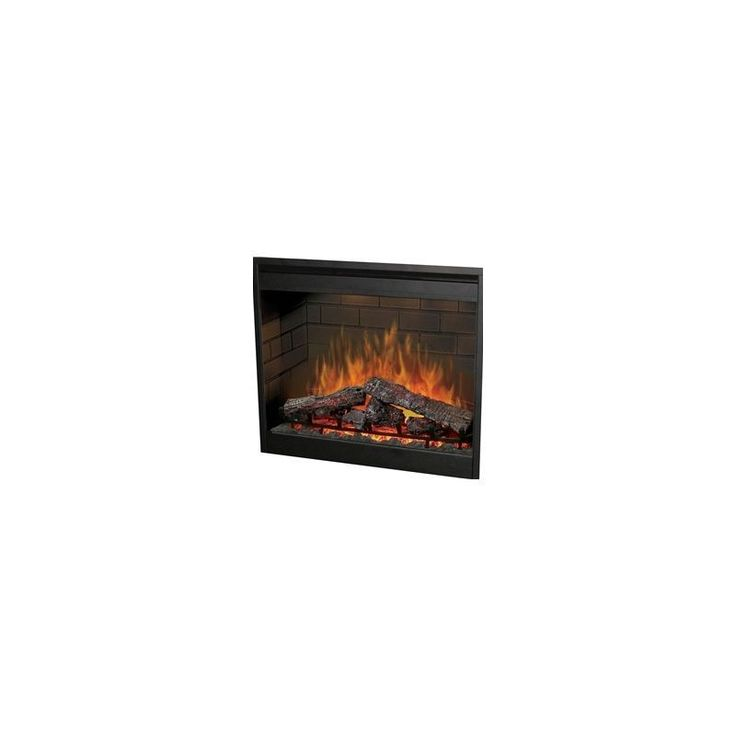 1000 Ideas About Built In Electric Fireplace On Pinterest