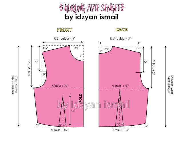 """Assalamualaikum    Untuk pola baju kali ni  memerlukan  5.5m kain bidang 45""""  5m bidang 60""""   Untuk normal size xs - xl   untuk pl..."""