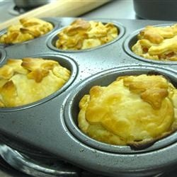 Thought I would share,  recipe for Chicken Pot Pie