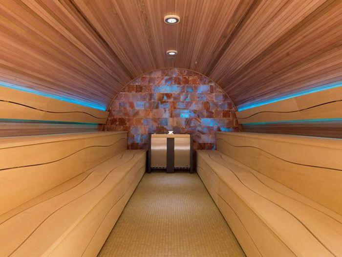 Les 25 meilleures id es de la cat gorie sauna hammam sur for Hammam exterieur
