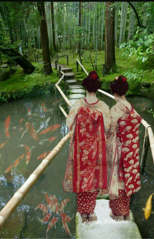 Tenjuan  Garden Kyoto  Japón