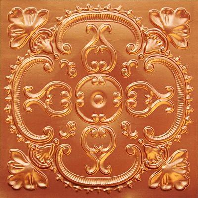 """Decorative Ceiling Tiles, Inc. Store - Alhambra - Faux Tin Ceiling Tile - 24""""x24"""" -"""