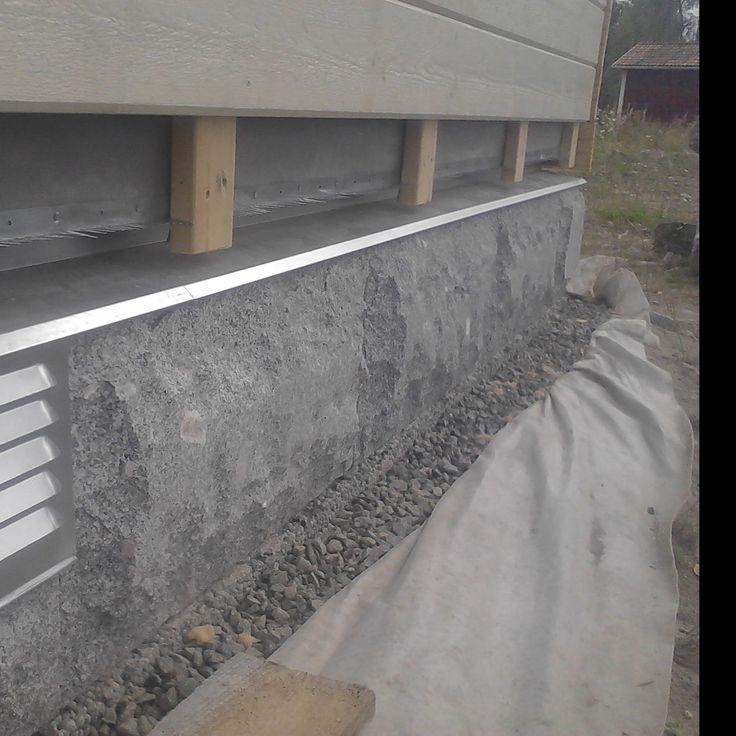 Beklädnadssten Granit Ljus 600x300