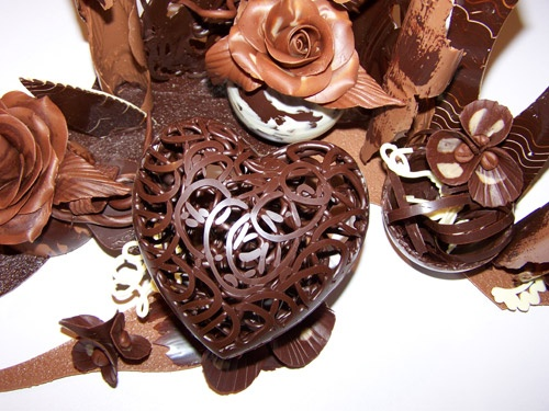 Chocolatier créateur - Guillaume Daix Maître chocolatier, Fabrique - Chocolaterie 100% Biologique