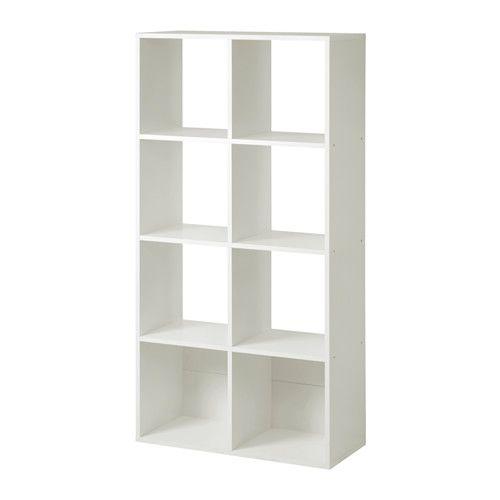 IKEA BITRÄDE Shelving unit White 68x135 cm