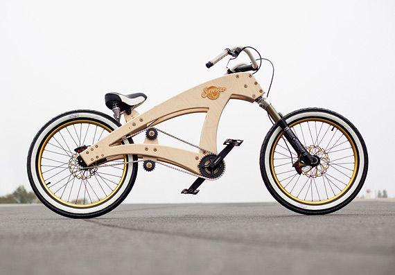 Крутой дизайн велосипедов - Дизайн