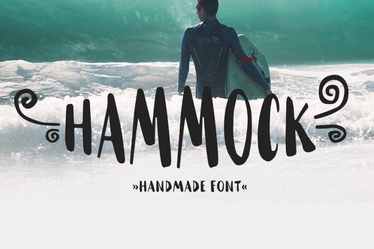 Hammock- Free Font Handwritten