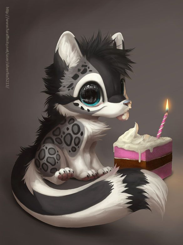 Birthday Schnolf by Silverfox5213.deviantart.com on @DeviantArt