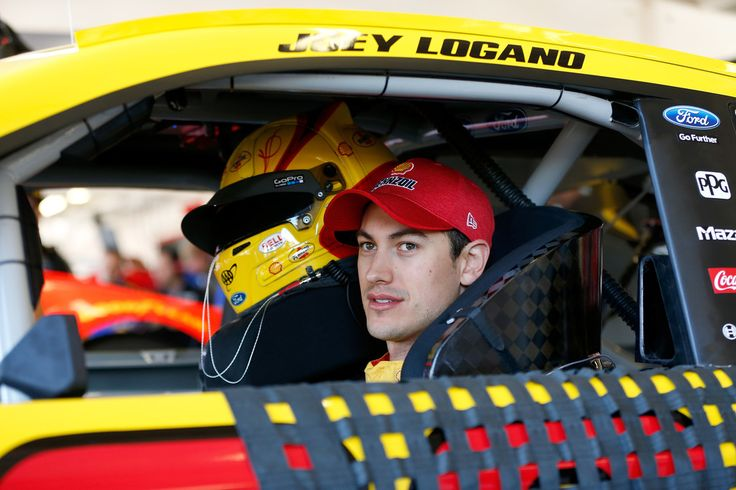 Joey Logano Photos - Joey Logano, driver of the #22 Shell Pennzoil Ford, during practice for the Monster Energy NASCAR Cup Series Camping World 500 at Phoenix International Raceway on March 18, 2017 in Avondale, Arizona. - Phoenix International Raceway - Day 2