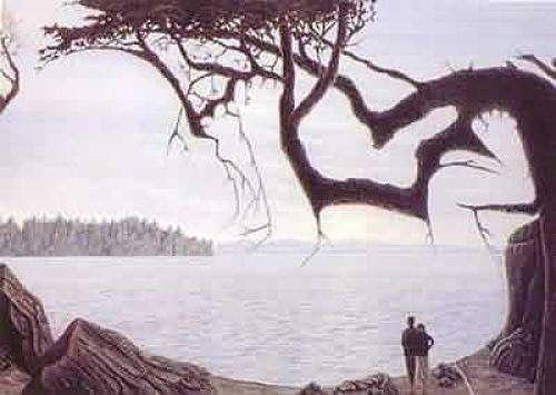 Co vidíte na obrázku? Opravdu jen moře a strom? :-)