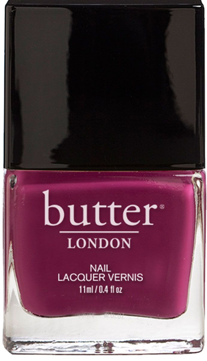 Cranberry Nail Polish – Queen Vic : butter LONDON